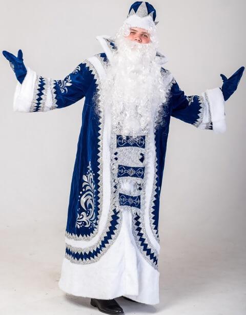 Дед Мороз в Купеческом костюме.