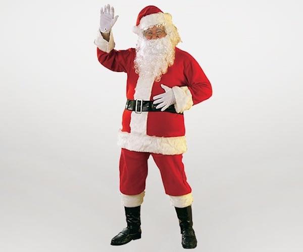 Ксотюм Санта-Клауса Люкс в саратове