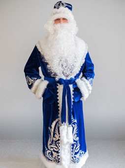 Костюм ДМ Боярский синий в Саратове
